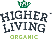 Logotyp Higher Living