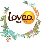 Logotyp för Lovea