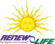 Logotyp för ReNew Life