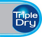 Logotyp för Triple Dry
