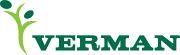Logotyp Verman