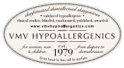 Visa alla produkter från VMV Hypoallergenics