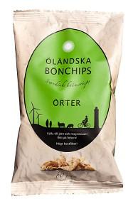 Bild på Öländska Bönchips Örter 60 g