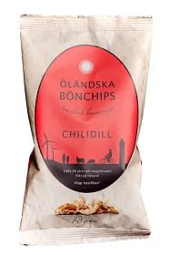 Bild på Öländska Bönchips Chilidill 60 g