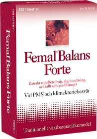 Bild på Femal Balans Forte, filmdragerad tablett 120 st