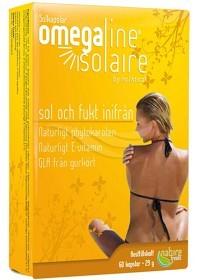 Bild på Omegaline Solaire Solkapslar, 60 kapslar