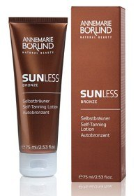 Bild på Börlind Sunless Bronze 75 ml