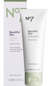 Bild på Boots No7 Beautiful Skin Normal/Oily Purifying Mask