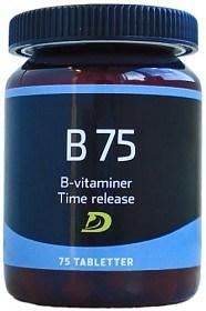 Bild på B 75 tabletter 75 st