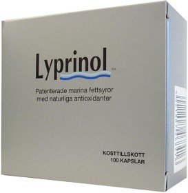 Bild på Lyprinol 100 kapslar