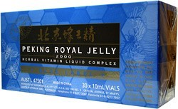 Bild på Peking Royal Jelly 2000 mg 30 x 10 ml (1 låda)