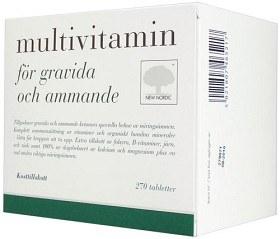 Bild på Multivitamin för Gravida och Ammande 270 st