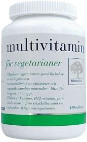 Bild på Multivitamin för vegetarianer 120 st