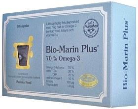 Bild på Bio-Marin Plus 500 mg, 90 kapslar