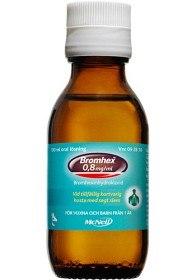 Bild på Bromhex, oral lösning 0,8 mg/ml 100 ml