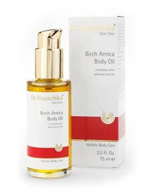 Bild på Dr Hauschka Birch Arnica Body Oil 75 ml