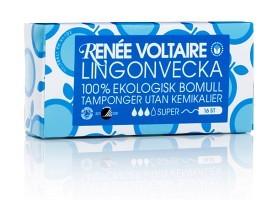 Bild på Lingonvecka Tampong Super 16 st