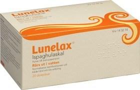 Bild på Lunelax, pulver till oral suspension, dospåse 20 st