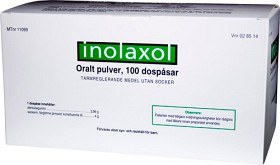 Bild på Inolaxol, oralt pulver i dospåse 100 st