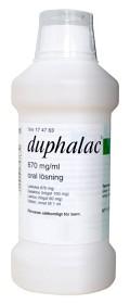 Bild på Duphalac, oral lösning 670 mg/ml 500 ml