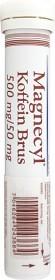 Bild på Magnecyl-koffein brus, 500 mg/50 mg