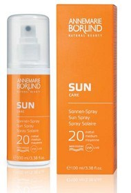 Bild på Börlind Sun Spray SPF 20, 100 ml