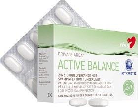 Bild på RFSU Active Balance vaginaltablett 10 st