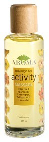 Bild på Activity massageolja 125 ml