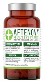 Bild på AfteNova Multivitamin 60 kapslar