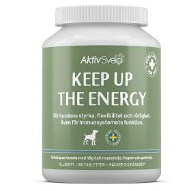 Bild på Aktiv Svea Keep Up the Energy 100 tabletter