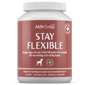Bild på Aktiv Svea Stay Flexible 100 tabletter