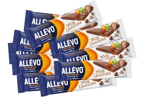 Bild på Allévo High Protein Bar Milk Chocolate 20 st