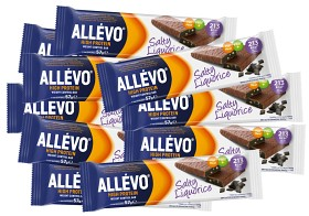 Bild på Allévo High Protein Bar Salty Liquorice 20 st