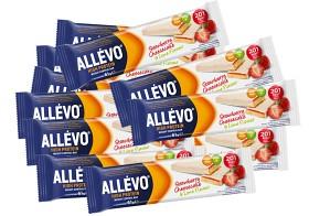 Bild på Allévo High Protein Bar Strawberry Cheesecake & Lime 20 st