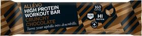 Bild på Allévo Workout Bar Crunchy Chocolate 45 g