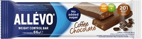 Bild på Allévo Low Calorie Bar Coffee Chocolate 66 g