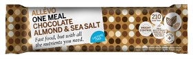 Bild på Allévo One Meal Chocolate Almond & Seasalt 57 g