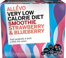 Bild på Allévo Smoothie Strawberry & Blueberry 20 portioner