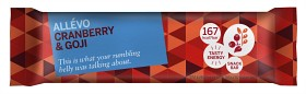 Bild på Allévo Snack Bar Cranberry Goji 40 g