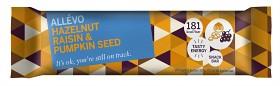 Bild på Allévo Snack Bar Hazelnut, Raisin & Pumpkin Seed 40 g