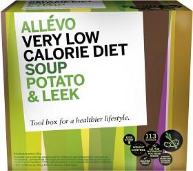 Bild på Allévo Soup Potato & Leek 24 portioner