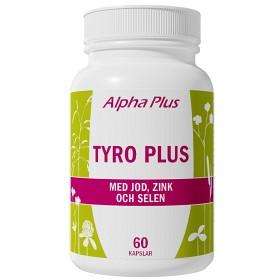 Bild på Alpha Plus Tyroplus 60 kapslar