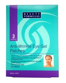 Bild på Anti-Wrinkle Eye Gel Patches 3 st