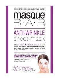 Bild på Anti-Wrinkle Sheet Mask 3 st