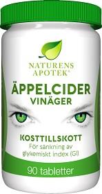 Bild på Naturens Apotek Äppelcidervinäger 90 tabletter