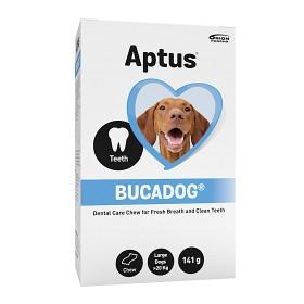 Bild på Aptus Bucadog Tuggbitar Large, 7-10 bitar, 141 g