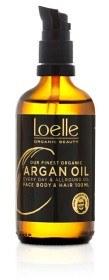 Bild på Loelle Argan Oil Pump 100 ml