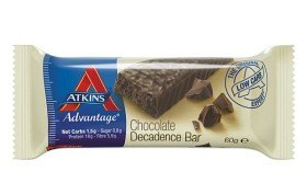 Bild på Atkins Advantage Chocolate Decadence Bar 60 g