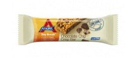 Bild på Atkins Day Break Chocolate Chip Crisp Bar 37 g