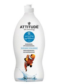 Bild på Attitude Diskmedel Wildflowers 700 ml